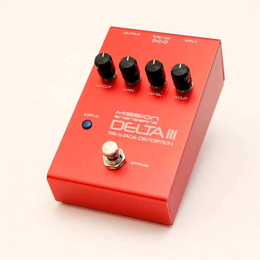 Mission Engineering Delta III Distortion