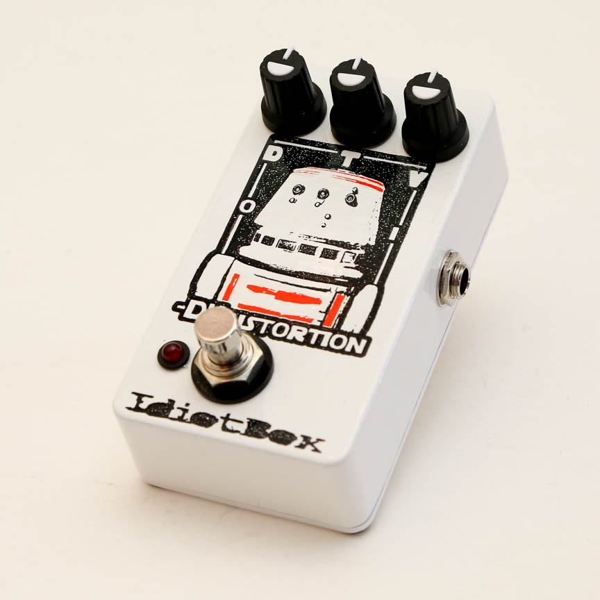 Idiot Box Effects D4 Distortion Give Away Reminder