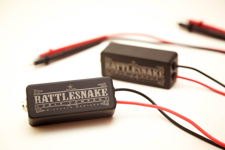 Rattlesnake Cable Company Audio Probe