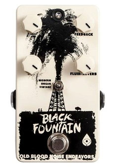 Knobs Demo of the Old Blood Noise Endeavors Black Fountain