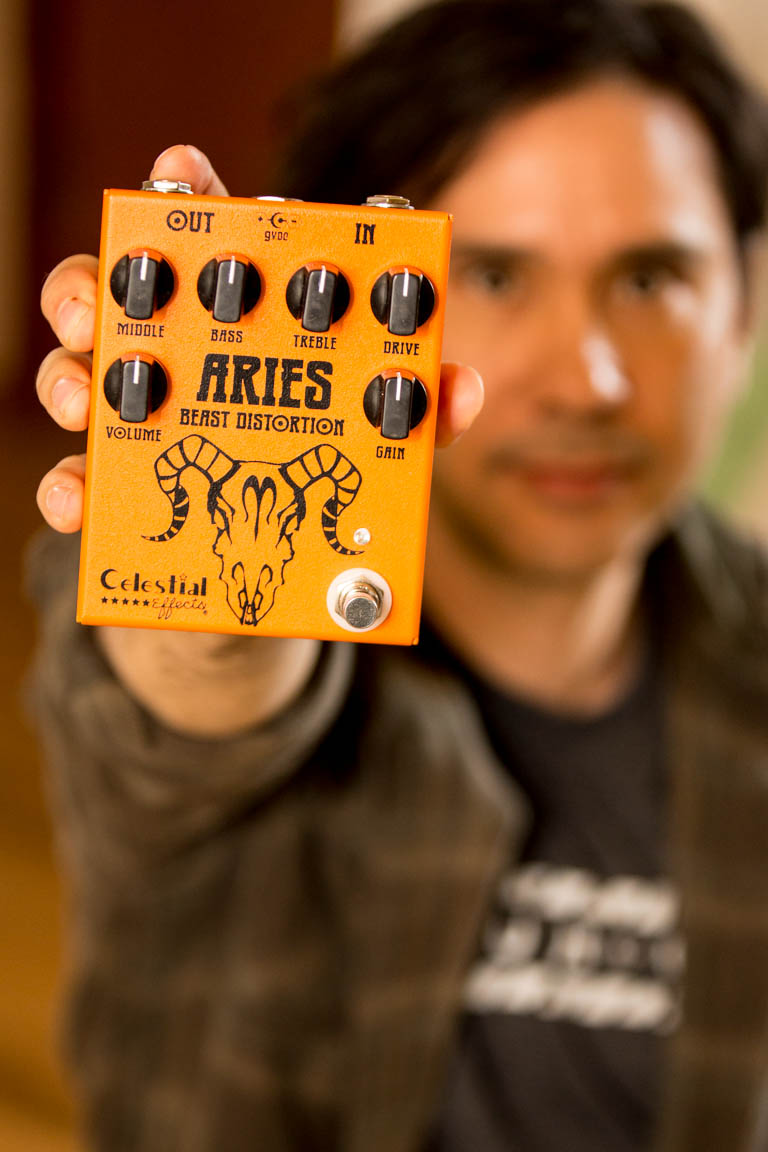 Celestial Effects Aries Beast Distortion Give Away