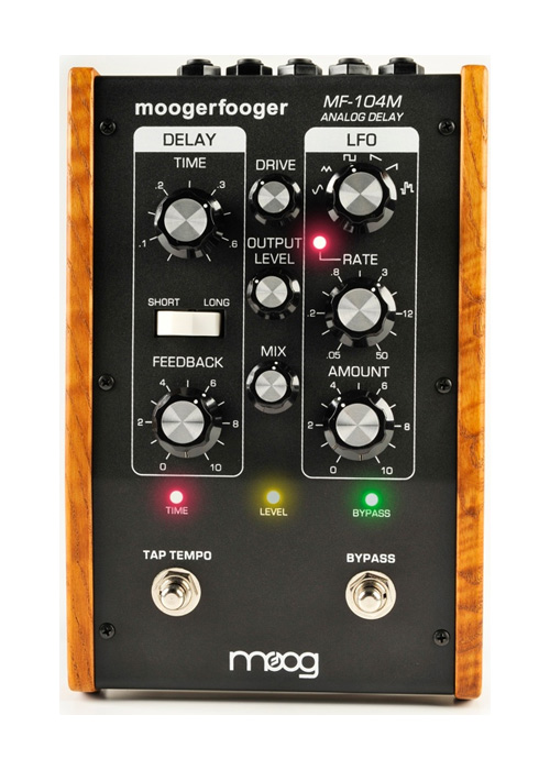 Moog MF-104M Analog Delay Production Suspended