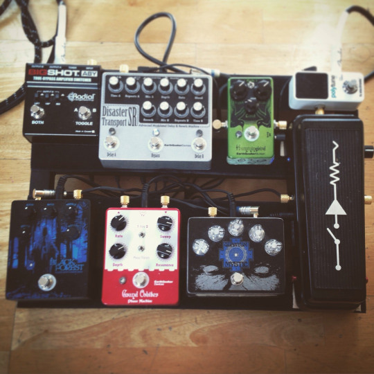 Pedal Line Friday - 5/1 - Sam Zadgan