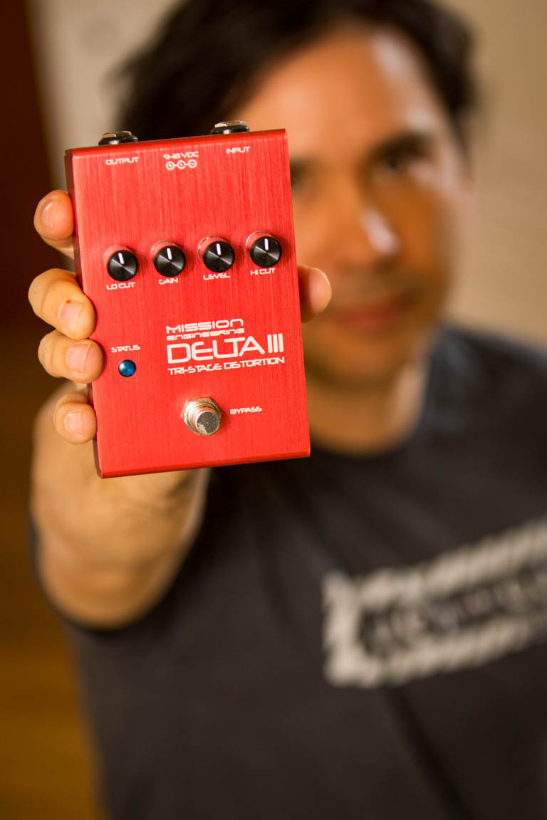 Mission Engineering Delta III Distortion Give Away