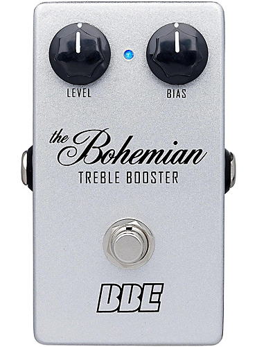 Nice Deal on the BBE Bohemian Treble Boost Pedal