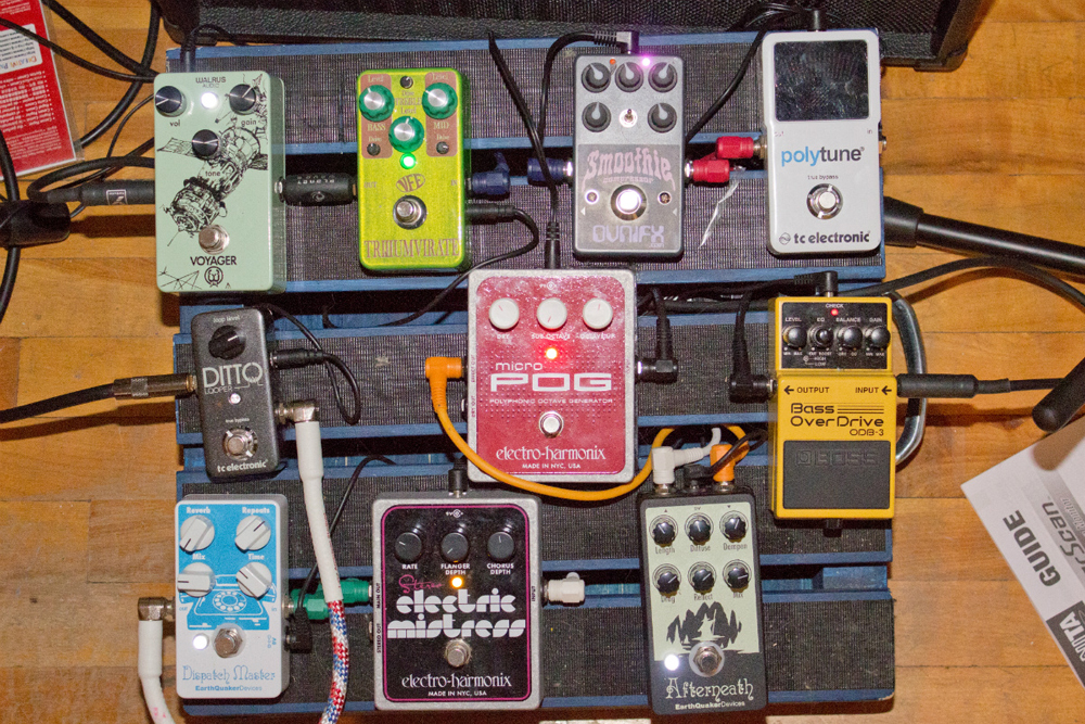 Pedal Line Friday - 6/19 - Michael Senchuk