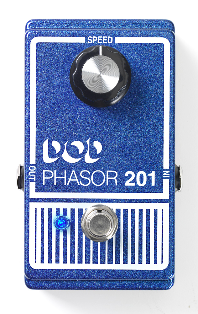 Stupid Deal on the DOD Phasor 201 Analog Phaser/Pitch Shifter