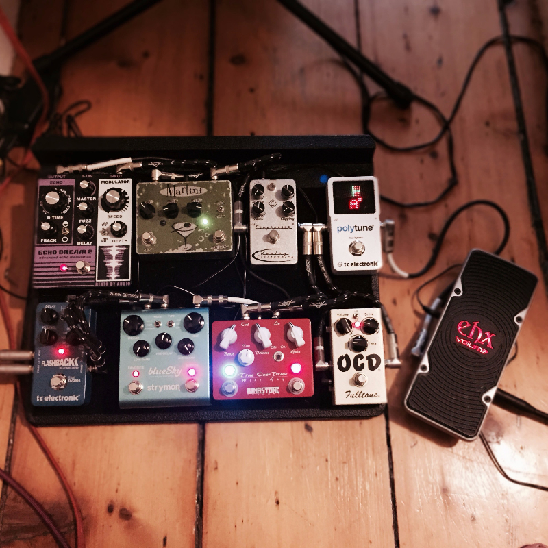 Pedal Line Friday - 7/10 - Olav Christensen