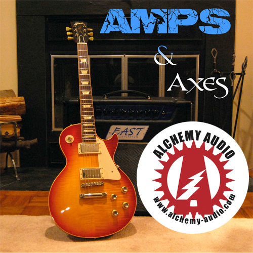 Amps & Axes - #089 - Johnny Balmer from Alchemy Audio Podcast