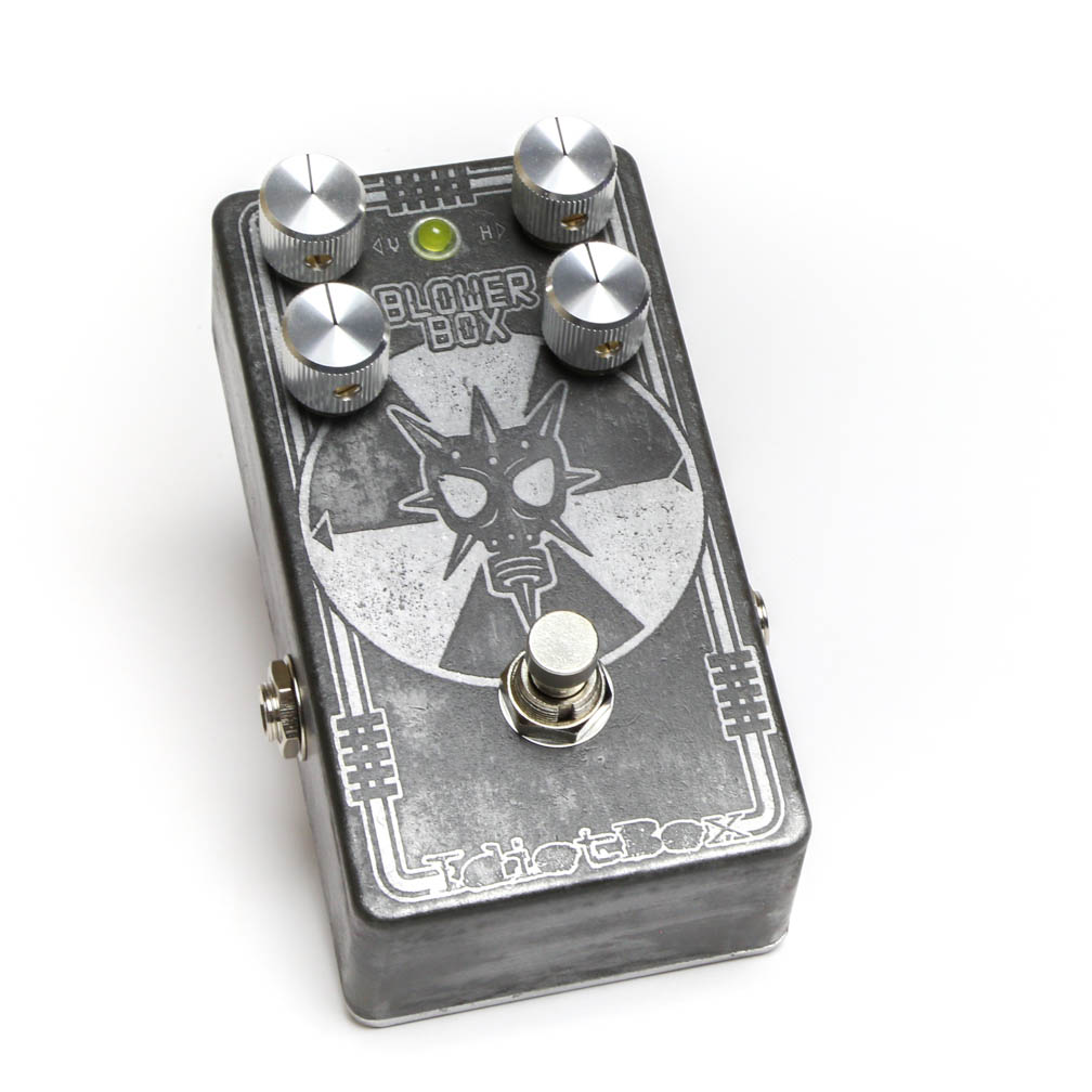 Idiot Box Effects Blower Box Bass Distortion Give Away Reminder