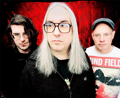Dinosaur Jr. Farm - In the Studio