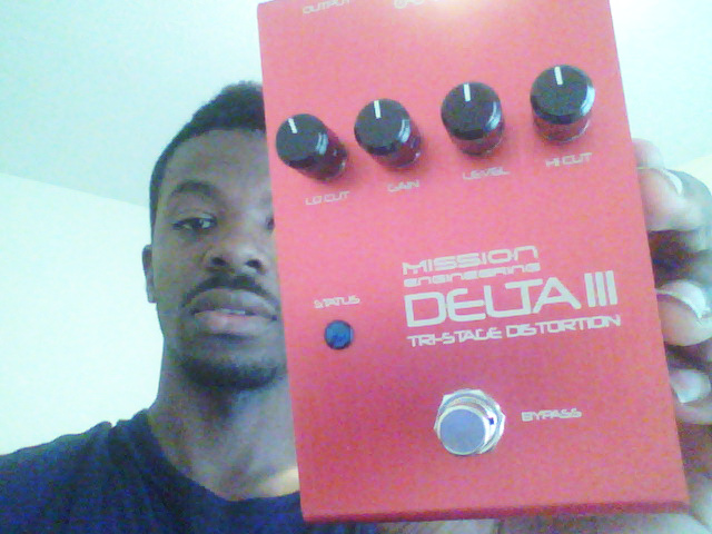 Mission Engineering Delta III Distortion Winner
