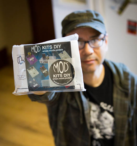 MOD Kits DIY Verb Deluxe Give Away