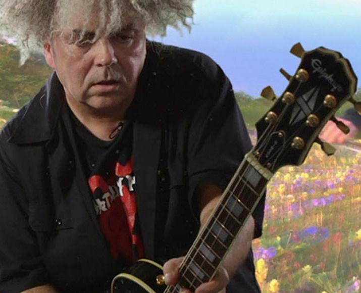 Tonally Awesome - Melvins and Fuzz