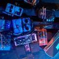 Pedalboards for the band DIIV - Andrew Bailey