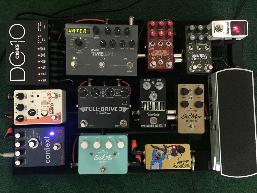 Pedal Line Friday - 11/20 - Arkie Alphita