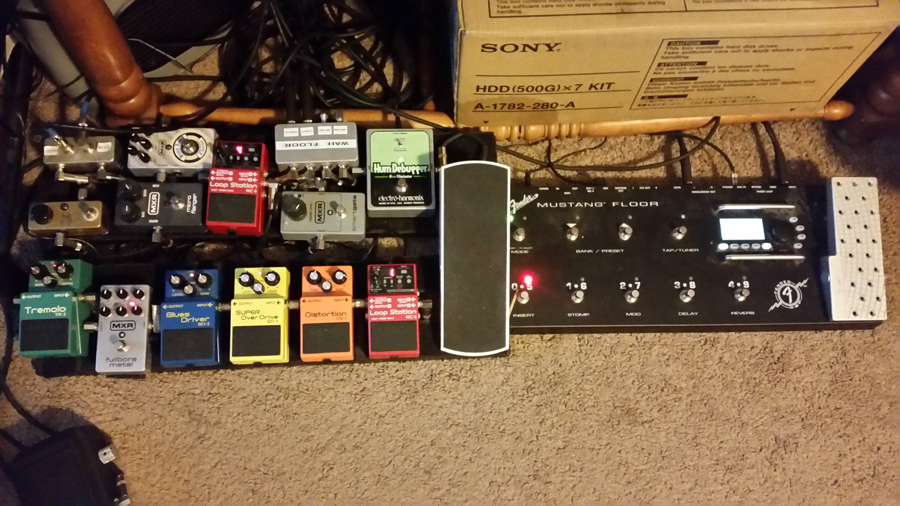 Pedal Line Friday - 11/6 - Carl Miller