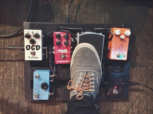 What Pedal Defines Your Sound?