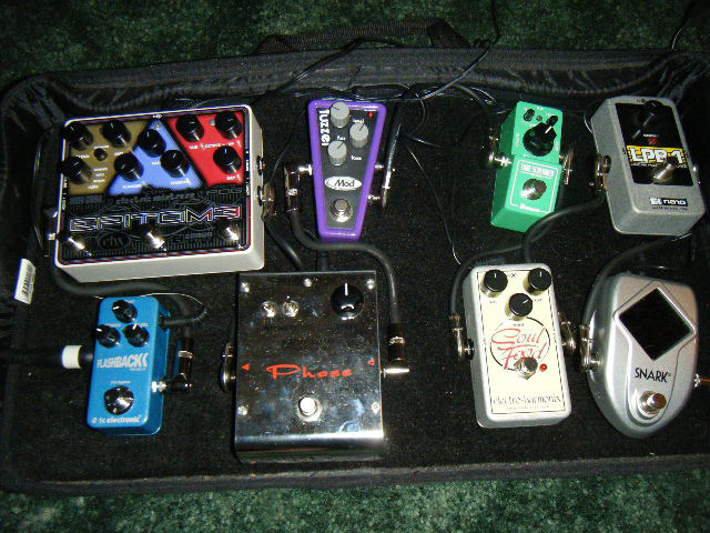 Pedal Line Friday - 12/4 - Mitch Kelly