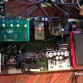 Eagles of Death Metal - David Catching - Pedalboard