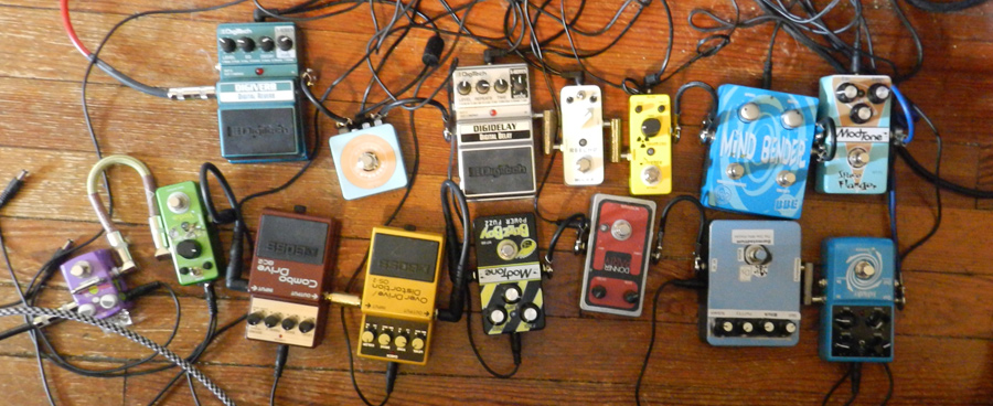 Pedal Line Friday - 2/26 - Matt Van Mantgem