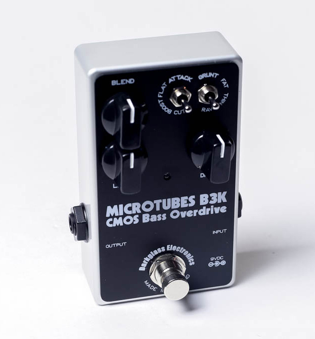 Darkglass Electronics Microtubes B3K CMOS Bass Overdrive