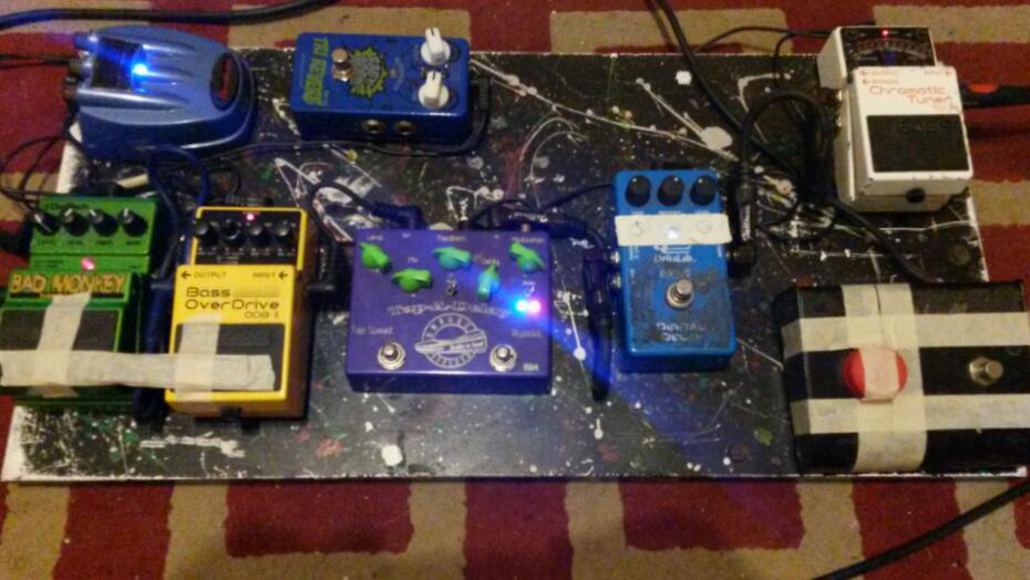 Pedal Line Friday - 3/25 - Jason Williams
