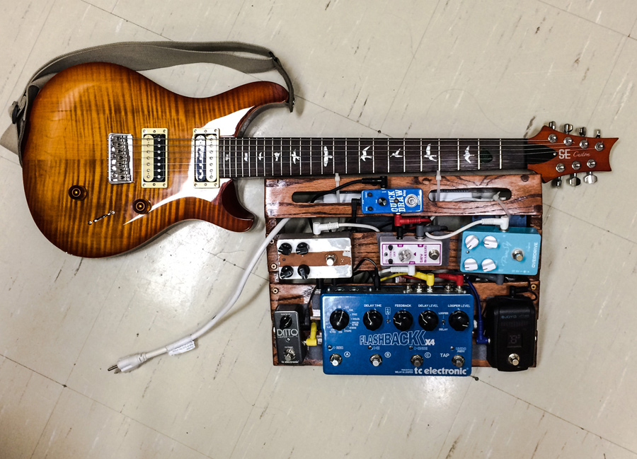 Pedal Line Friday - 3/4 - Scott Brown