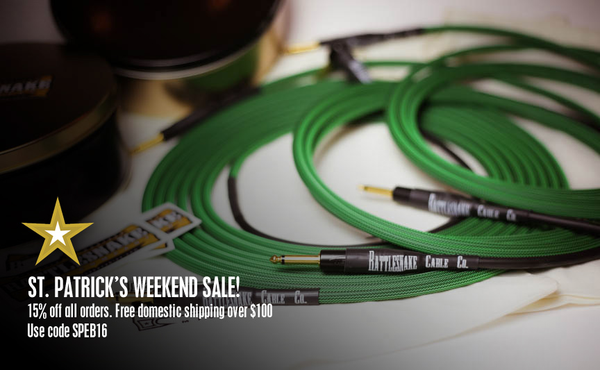 Rattlesnake Cable Sale