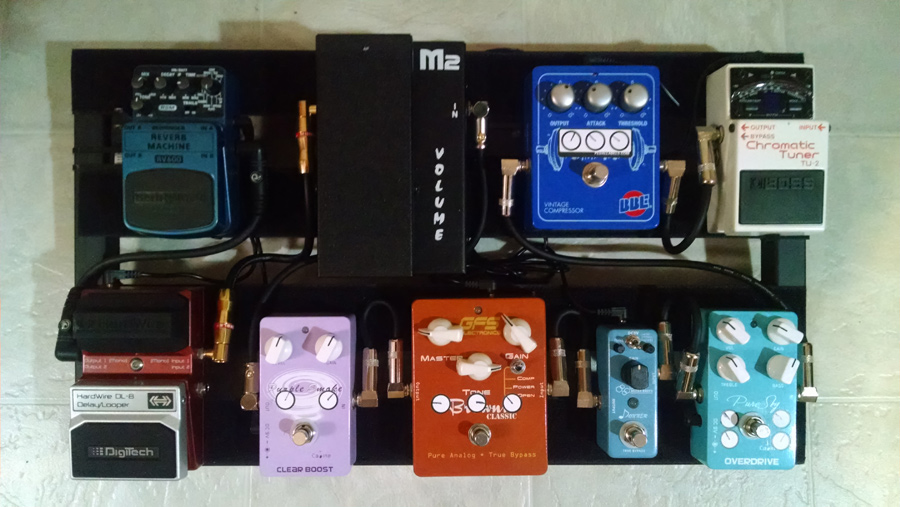 Pedal Line Friday - 4/29 - Bruce Arensmeyer