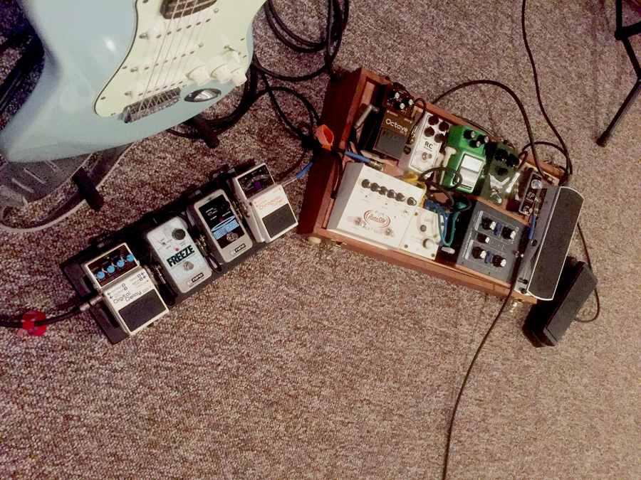 Pedal Line Friday - 4/8 - Jeremy Quick
