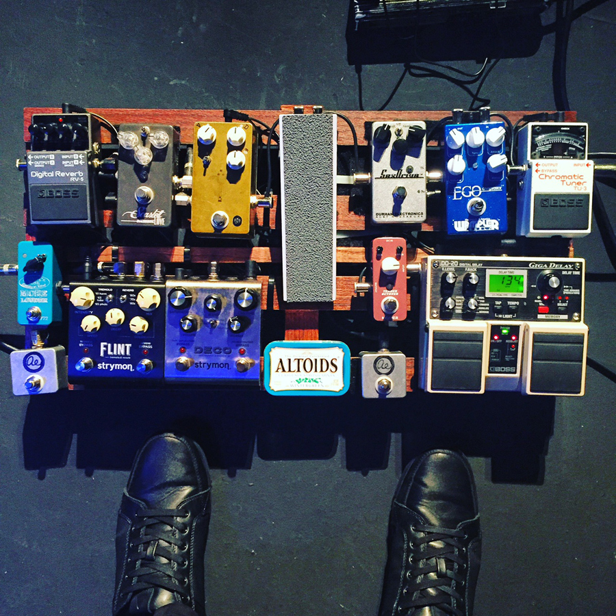 Pedal Line Friday - 6/17 - Justin Jacobs