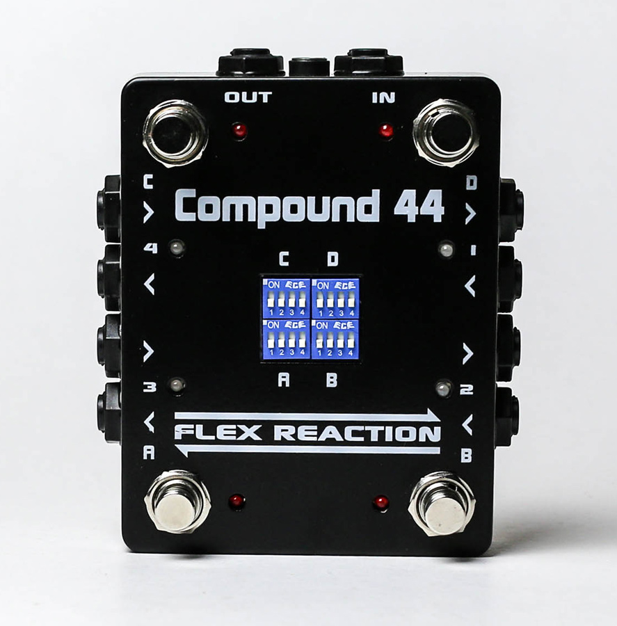 Flex Reaction Compound 44 Programmable Loop Switcher