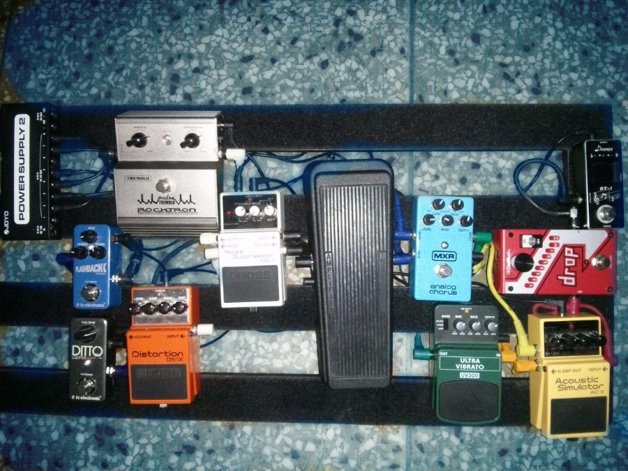 Pedal Line Friday - 7/1 - Bardar