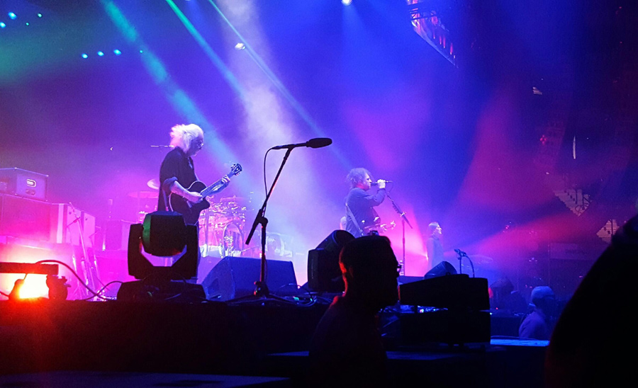 The Cure 2016 US Tour
