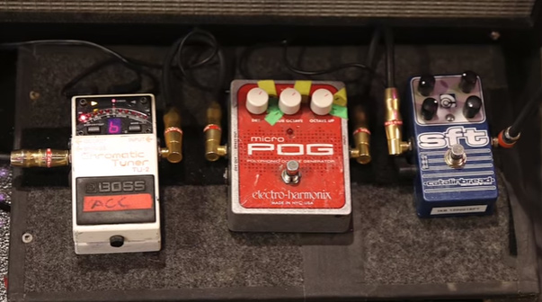 Rig Rundown - Modest Mouse's Jim Fairchild