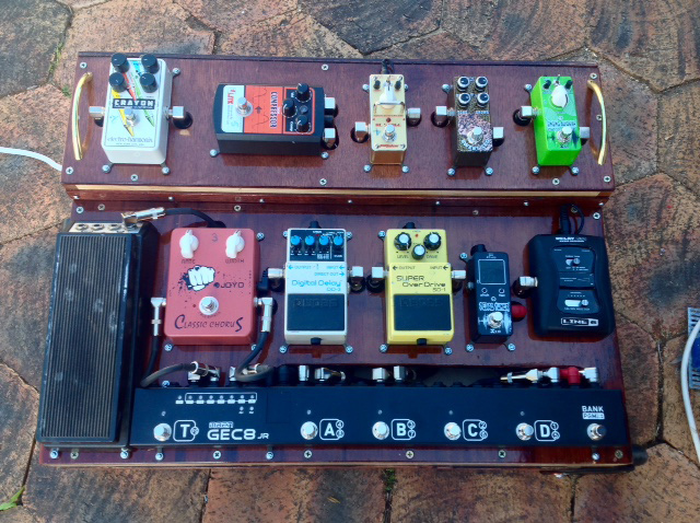 Pedal Line Friday - 9/16 - Reverend Tim Waghorn