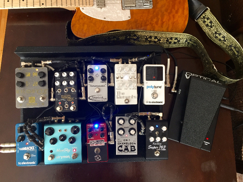 Pedal Line Friday - 9/16 - Olav Christensen
