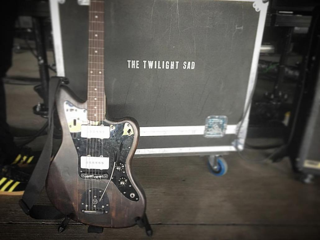 Copeland Guitars - The Twilight Sad