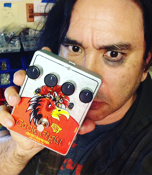 Electro-Harmonix Cock Fight Give Away - Reminder!