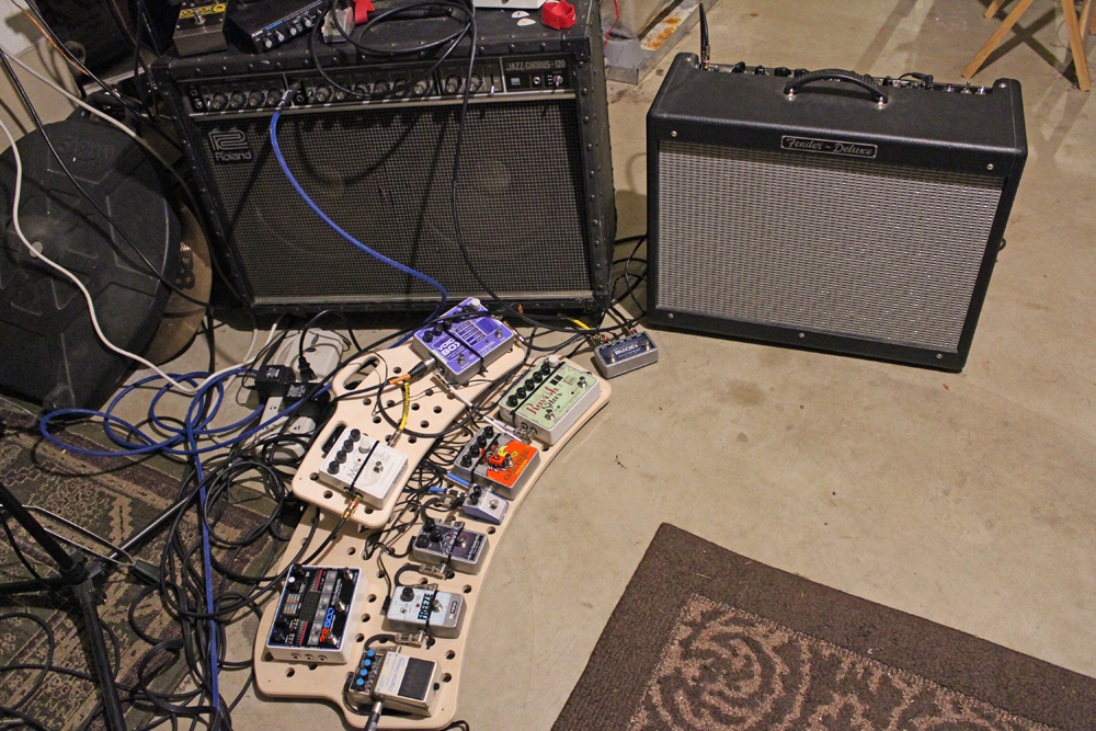 Pedal Line Friday - 10/7 - Randall Brown