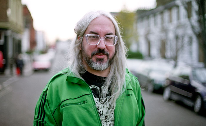 J Mascis Talking About Pedal Stacking