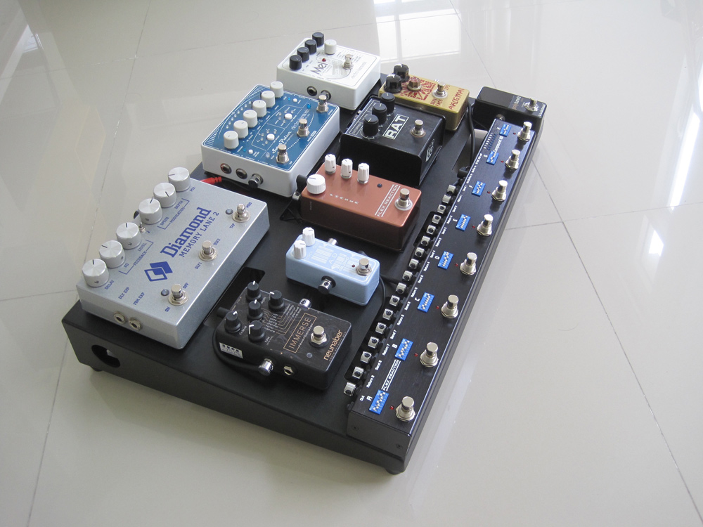Pedal Line Friday - 11/11 - Taradol Chansriwong