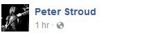 Peter Stroud Facebook