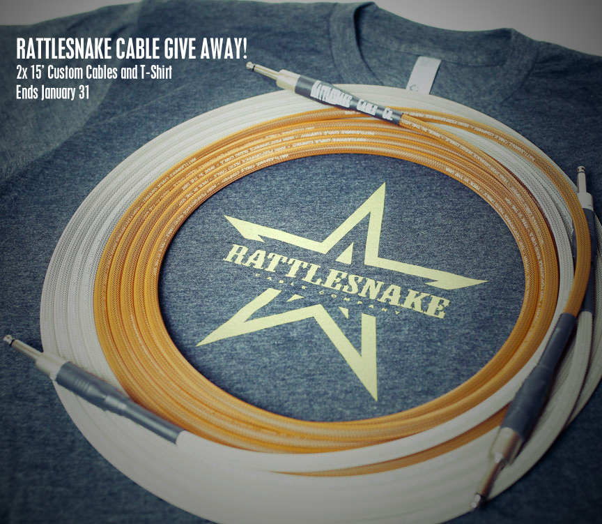 Rattlesnake Cable Company Package Give Away