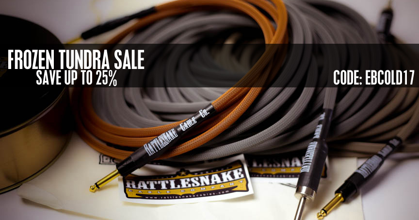 Rattlesnake Cable Company - Frozen Tundra Sale
