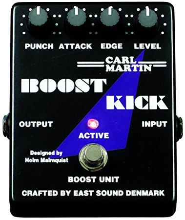 Blow Out Deal on the Carl Martin Boost Kick