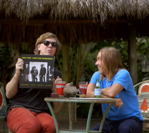Iggy Pop in Conversation With Thurston Moore