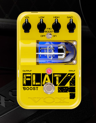 Vox Tone Garage Flat 4 Boost