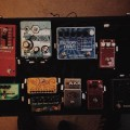Alan Duggan - Girl Band - Pedalboard